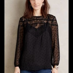 Anthropologie HD in Paris Verona Blouse